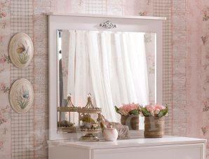 Καθρέφτης συρταριέρας Romantic RO-1801 – RO-1801