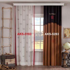 Παιδική κουρτίνα TULLE ACC-5183 – ACC-5183