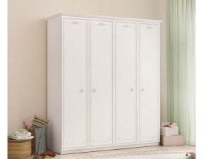 Παιδική ντουλάπα SE-GREY-1003