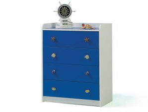 Παιδική συρταριέρα MR-1201