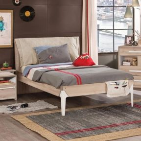 Παιδικό κρεβάτι ημίδιπλο D-1302 USB CHARGING – D-1302 USB CHARGING