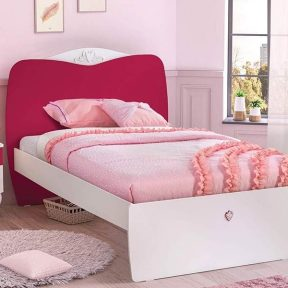 Παιδικό κρεβάτι ημίδιπλο RB-1319