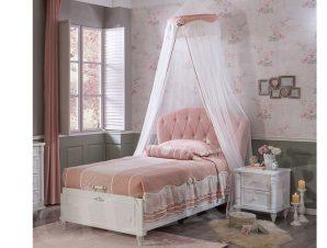 Παιδικό κρεβάτι με αποθηκευτικό χώρο RO-1706 – RO-1706